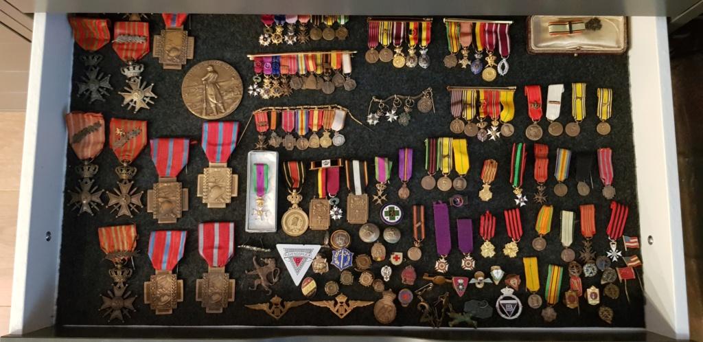 Ma collection de quelques médailles Belges... 20200718