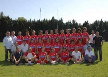 Saison 2009/2010 : 20ème journée (Gimont/BTS) Gimont11