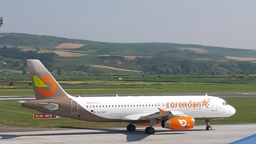 Aeroportul Targu Mures (Transilvania) - Iulie 2019 20190610