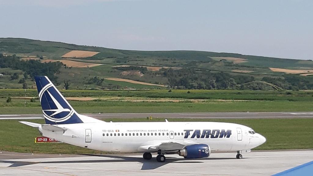 Aeroportul Targu Mures (Transilvania) - Iulie 2019 20190712