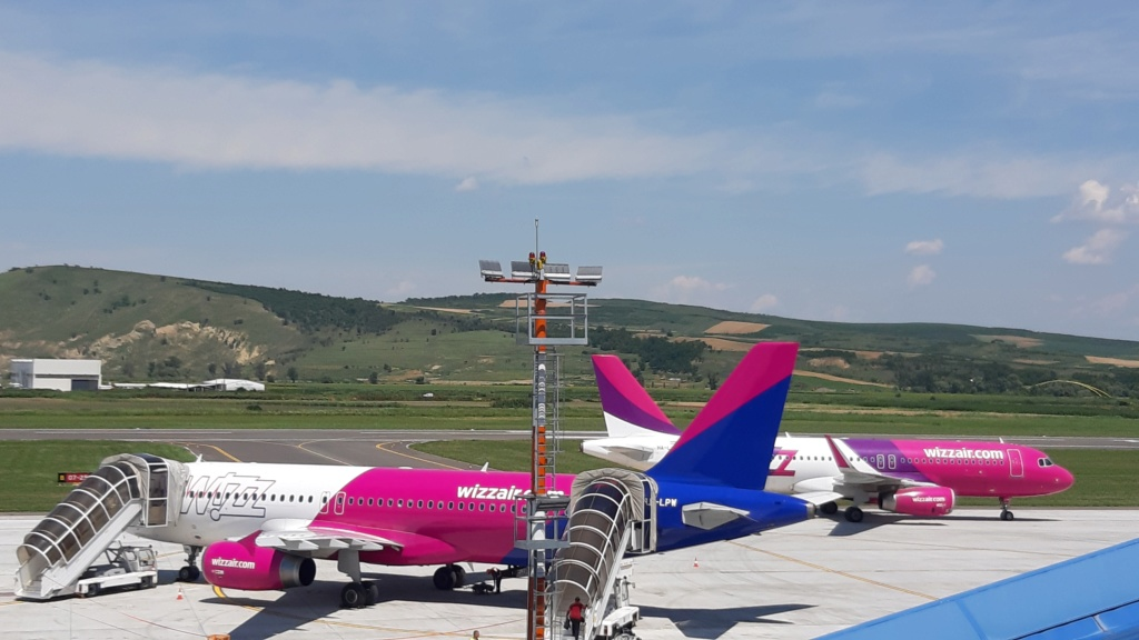 Aeroportul Targu Mures (Transilvania) - Iulie 2019 20190713