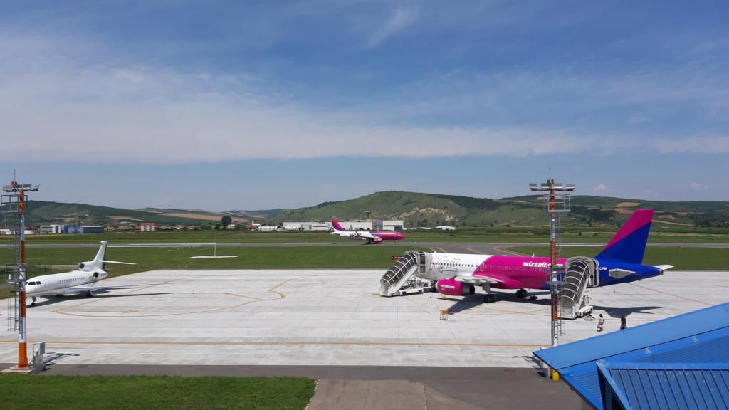 Aeroportul Targu Mures (Transilvania) - Iulie 2019 20190714