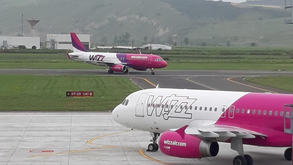 Aeroportul Targu Mures (Transilvania) - Iulie 2019 20190715