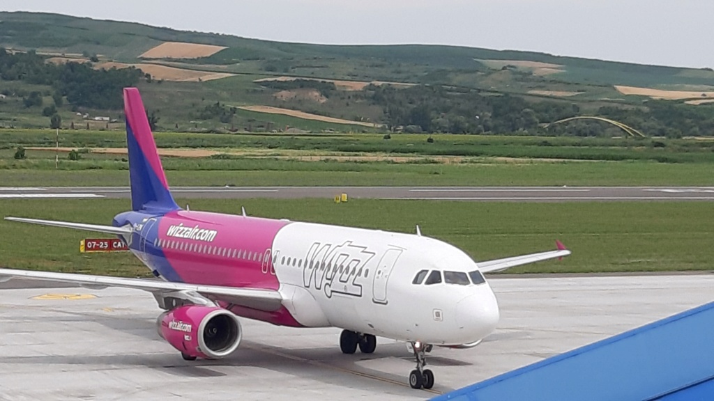 Aeroportul Targu Mures (Transilvania) - Iulie 2019 20190716