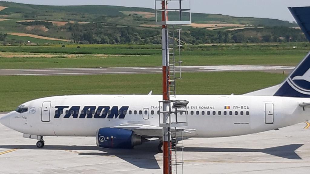 Aeroportul Targu Mures (Transilvania) - Iulie 2019 20190717