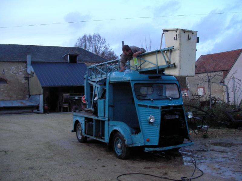 Présentation & Restauration : Remis en route HY EDF Sany0011