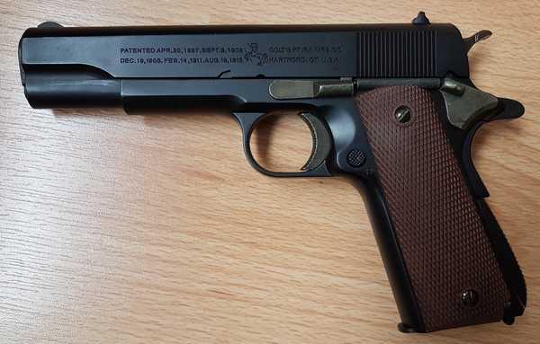 Meilleure réplique airsoft tout métal de Colt 1911 A1 ? - Page 2 20210212