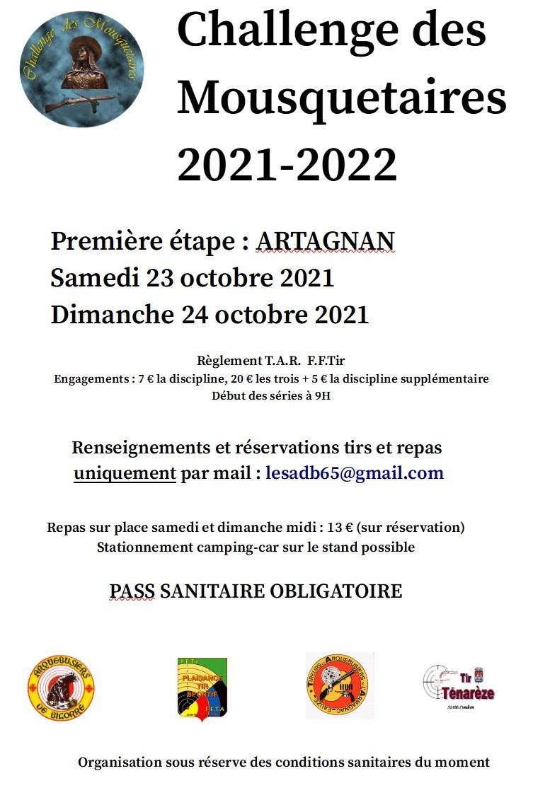 Challenge  des Mousquetaires 2021-2022 Captur44