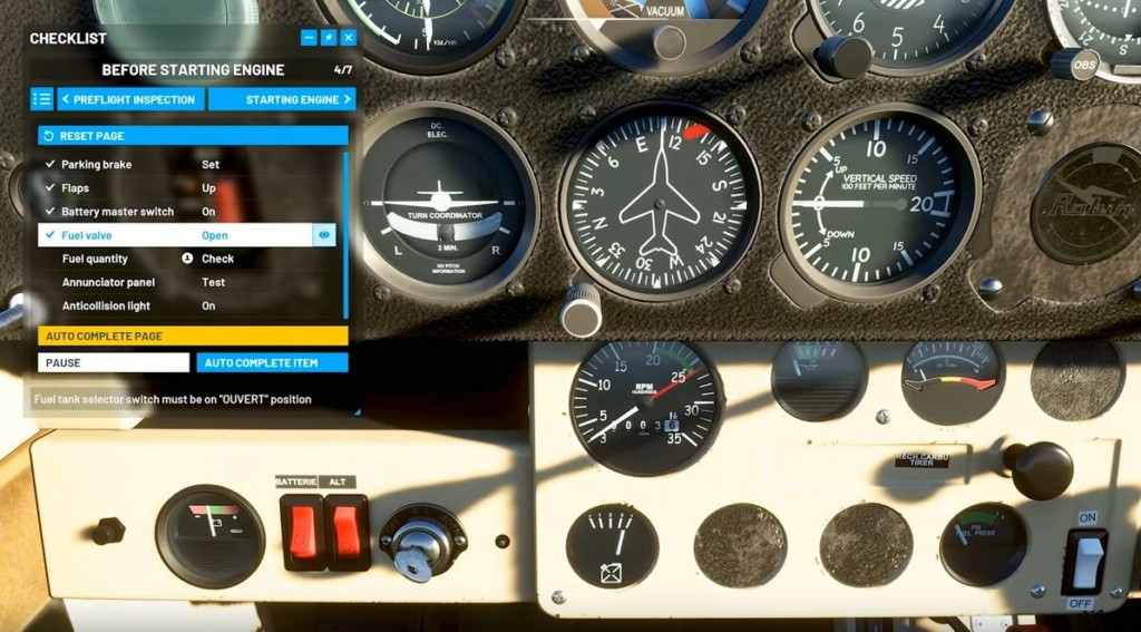Nouveau sur TCAR Fs202010