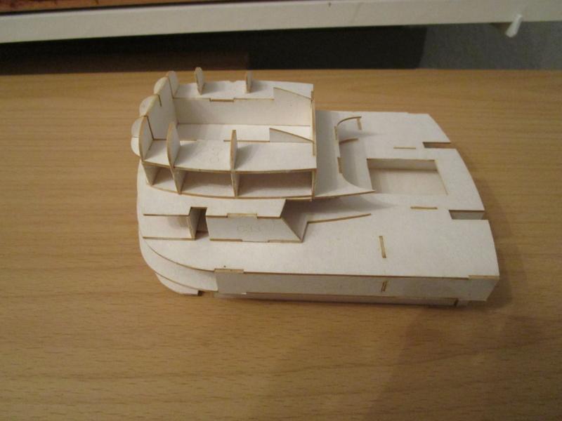 Frachtschiff Cap San Diego 1:200 gebaut von Lothar - Seite 2 05710