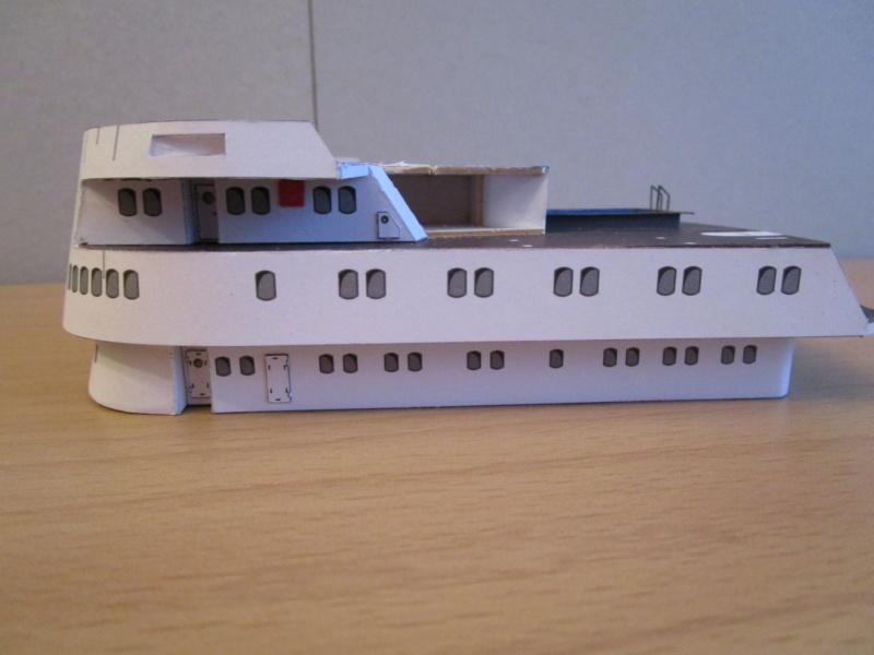 Frachtschiff Cap San Diego 1:200 gebaut von Lothar - Seite 2 07310