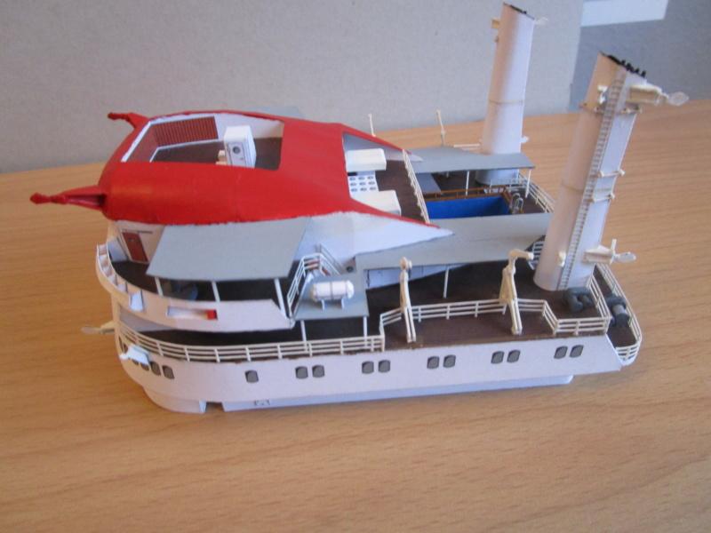 Frachtschiff Cap San Diego 1:200 gebaut von Lothar - Seite 3 10310