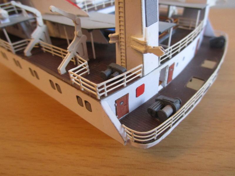 Frachtschiff Cap San Diego 1:200 gebaut von Lothar - Seite 3 10610