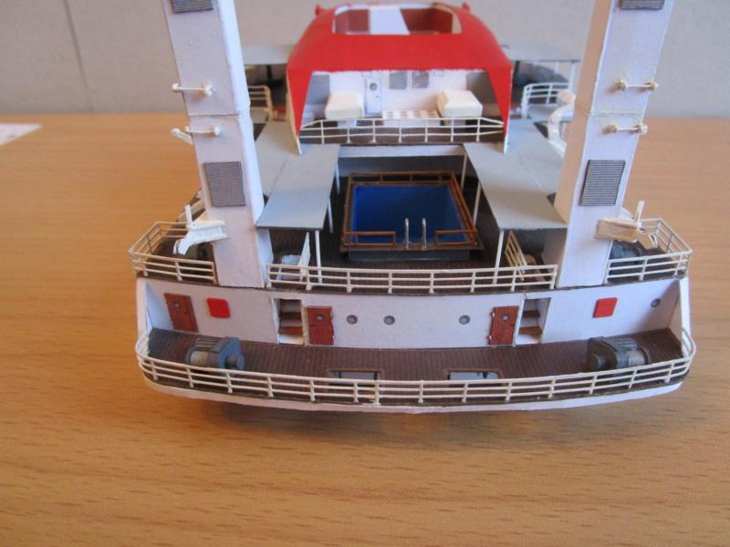 Frachtschiff Cap San Diego 1:200 gebaut von Lothar - Seite 3 10710