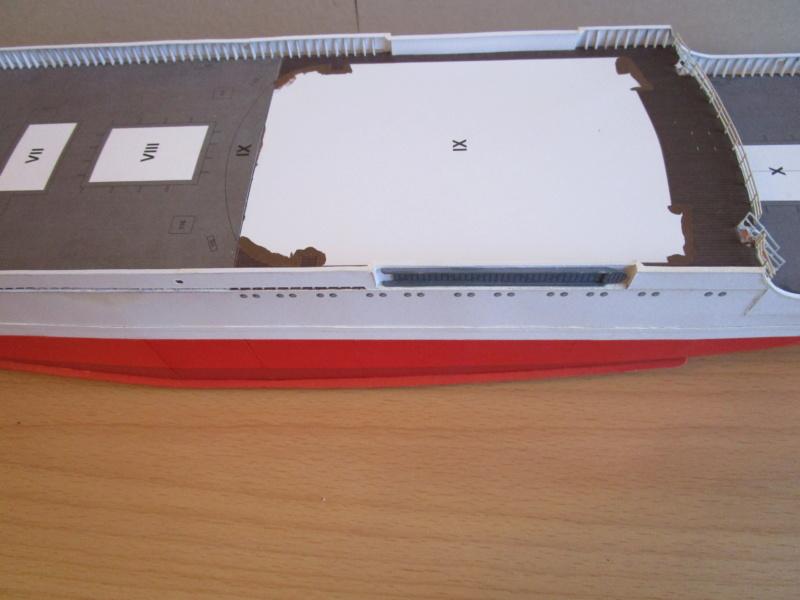 Frachtschiff Cap San Diego 1:200 gebaut von Lothar - Seite 2 12310