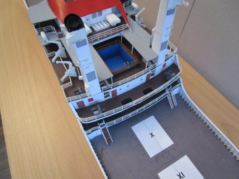 Frachtschiff Cap San Diego 1:200 gebaut von Lothar - Seite 3 12610