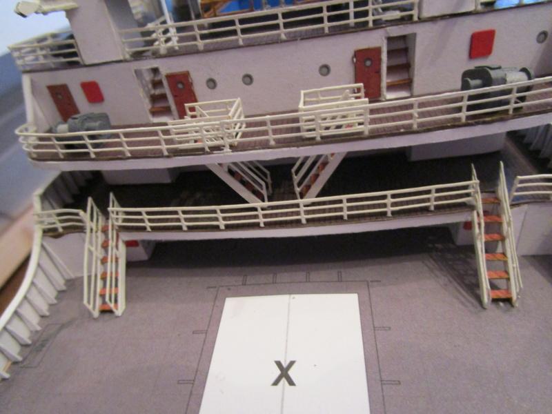 Frachtschiff Cap San Diego 1:200 gebaut von Lothar - Seite 3 14010