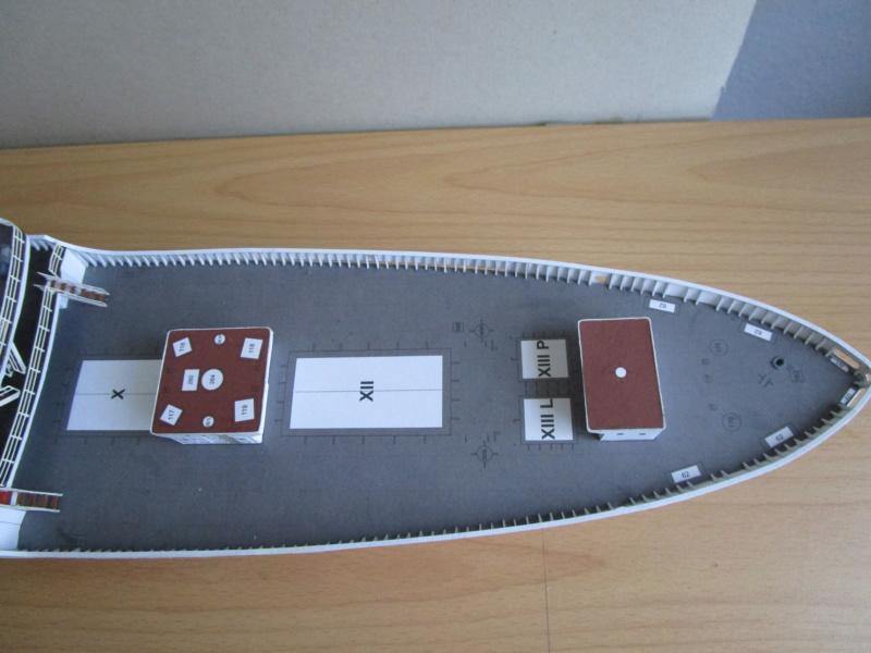 Frachtschiff Cap San Diego 1:200 gebaut von Lothar - Seite 3 15010