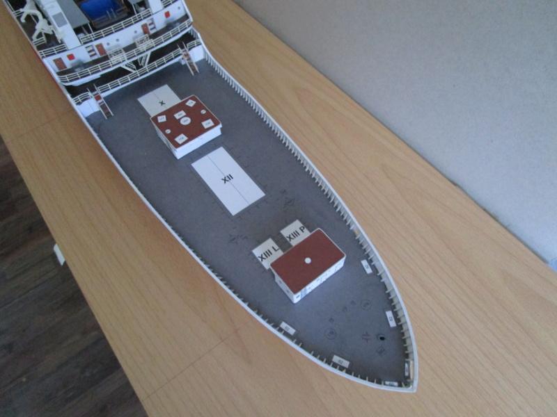 Frachtschiff Cap San Diego 1:200 gebaut von Lothar - Seite 3 15310
