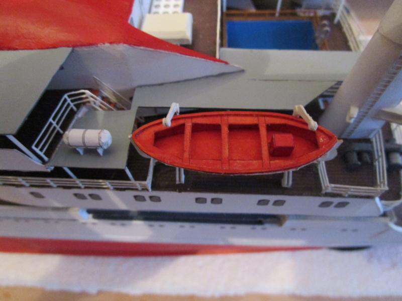 Frachtschiff Cap San Diego 1:200 gebaut von Lothar - Seite 3 16110