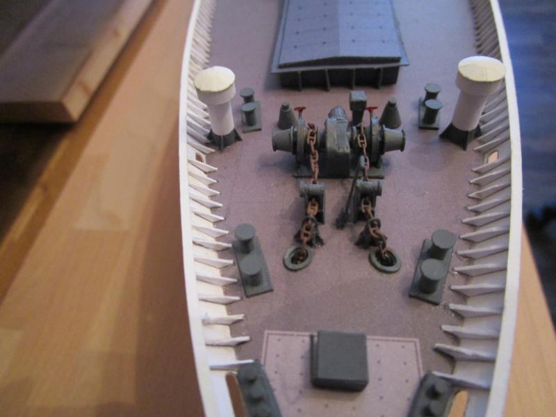Frachtschiff Cap San Diego 1:200 gebaut von Lothar - Seite 4 18710