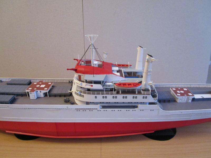 Frachtschiff Cap San Diego 1:200 gebaut von Lothar - Seite 4 20610