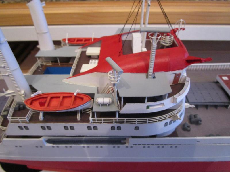 Frachtschiff Cap San Diego 1:200 gebaut von Lothar - Seite 4 21110
