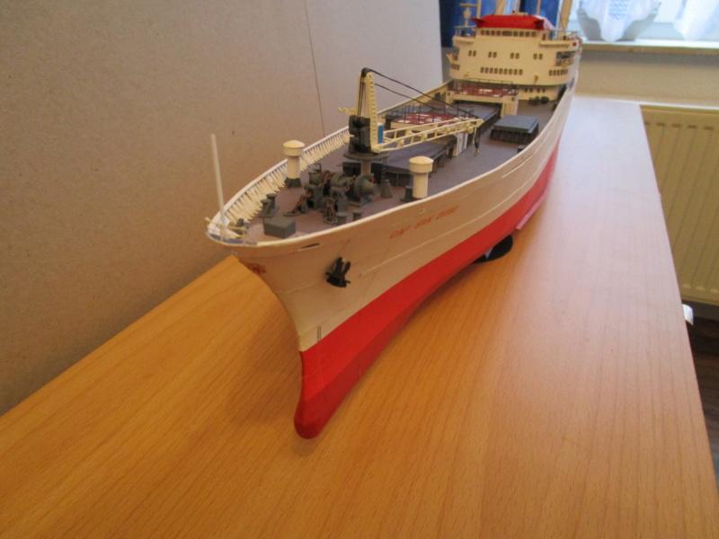 Frachtschiff Cap San Diego 1:200 gebaut von Lothar - Seite 4 24410