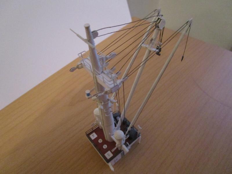 Frachtschiff Cap San Diego 1:200 gebaut von Lothar - Seite 5 26210