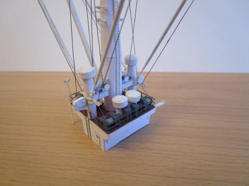 Frachtschiff Cap San Diego 1:200 gebaut von Lothar - Seite 5 27011