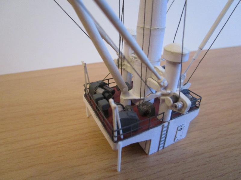 Frachtschiff Cap San Diego 1:200 gebaut von Lothar - Seite 5 27412
