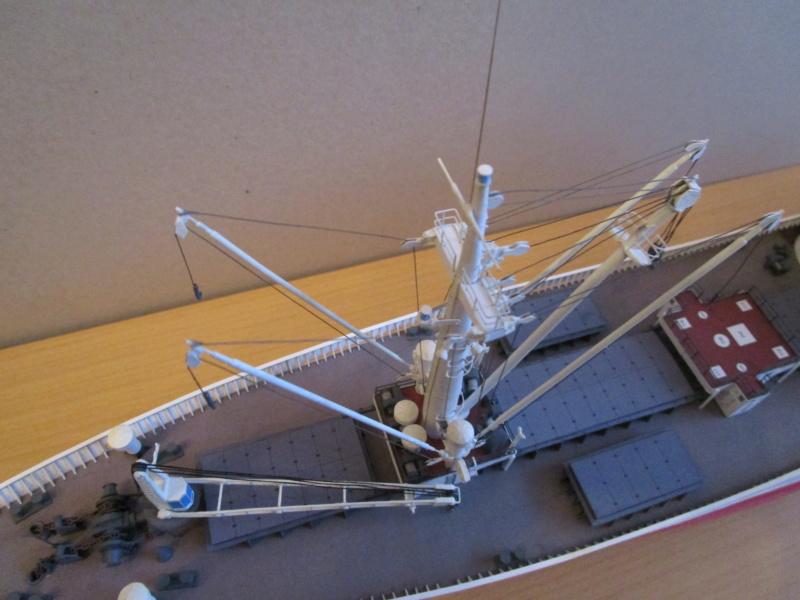 Frachtschiff Cap San Diego 1:200 gebaut von Lothar - Seite 5 28111