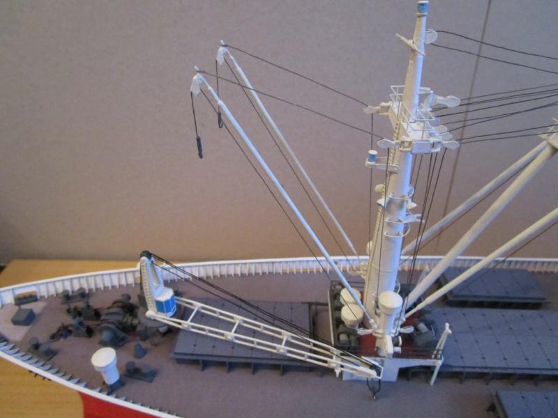Frachtschiff Cap San Diego 1:200 gebaut von Lothar - Seite 5 28411