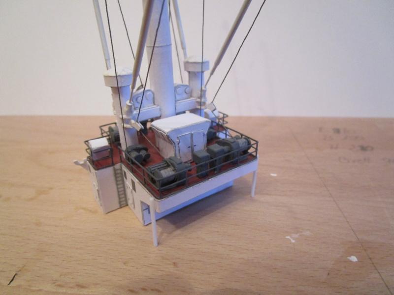 Frachtschiff Cap San Diego 1:200 gebaut von Lothar - Seite 5 29610