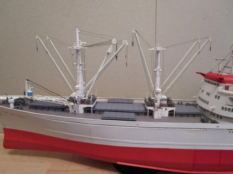 Frachtschiff Cap San Diego 1:200 gebaut von Lothar - Seite 5 30210