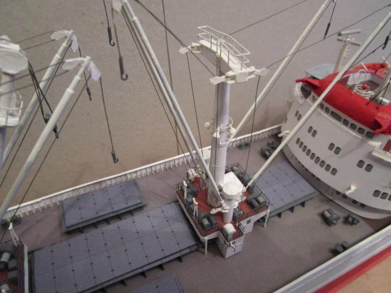 Frachtschiff Cap San Diego 1:200 gebaut von Lothar - Seite 5 30310