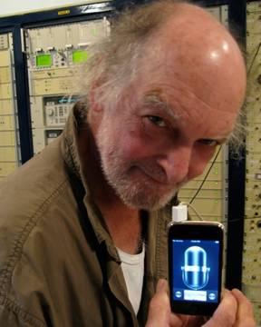 On a téléphoné à E.T. avec un iPhone Rtemag13