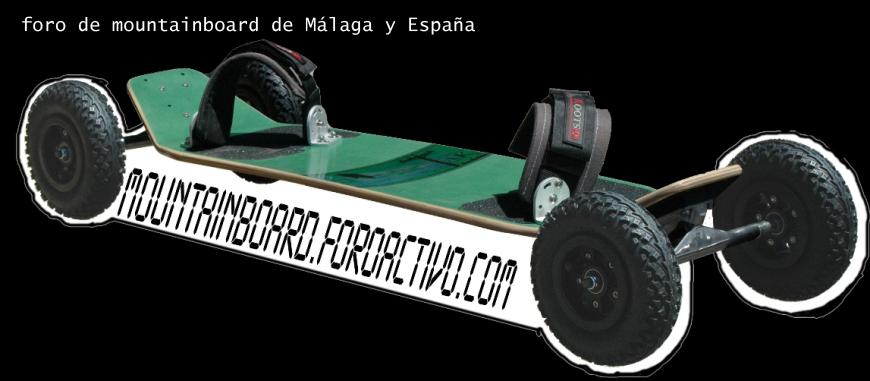 mountainboard Málaga