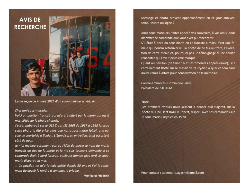 EURYDICE (SM) - Page 21 Avis_d11
