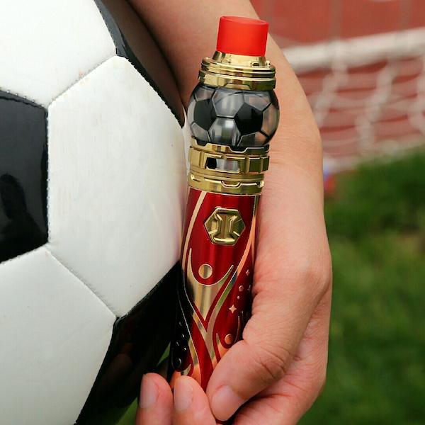 Eleaf et le foot : c'est le moment d'en profiter avec le kit Ijust 3 World Cup Edition Eleaf_10