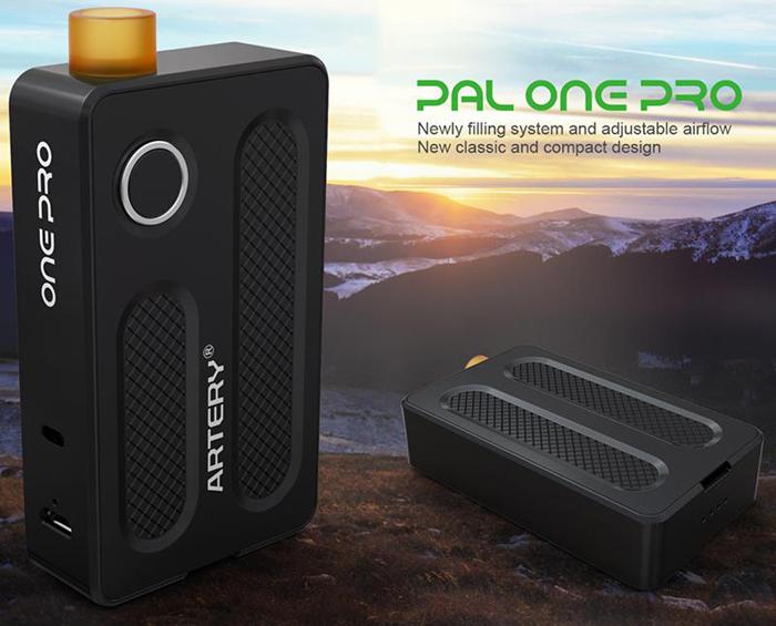 le Kit Pal One Pro d'Artery : à mi-chemin entre les systèmes à pods et les boxs Pal210