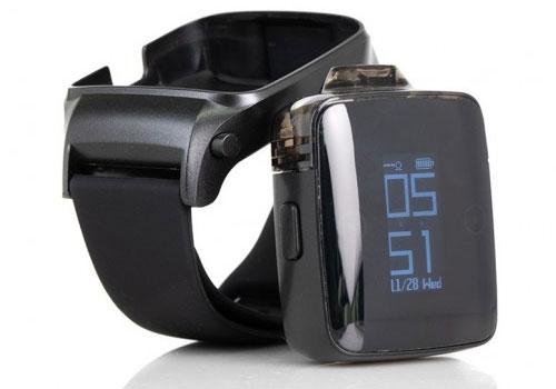 Uwell Amulet : quand on peut vaper sa montre ou bien mettre son pod au poignet. Uwell-10