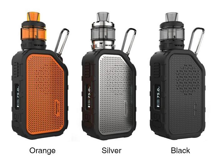 Wismec Active Kit With Bluetooth : vaper en musique cela vous tente ? Wismec10