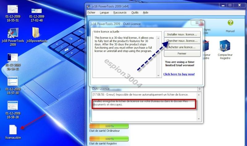 Téléchargez jv16 PowerTools 2009 avec licence gratuitement pour tous ! 01-12-10