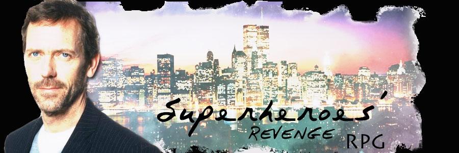 Superheroes' Revenge