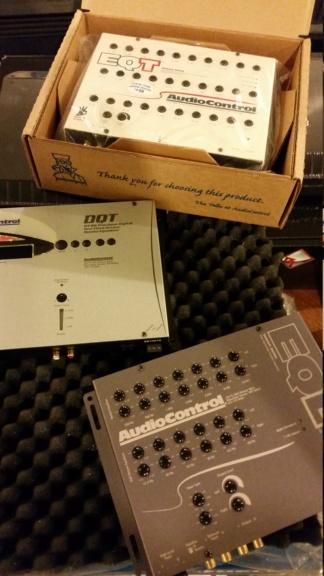 Audio Control Processors (EQ) Eqt_dq10