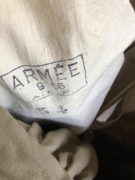 Pantalon français  8bd86f10