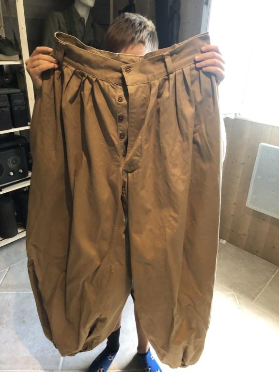 Pantalon français  F5713110