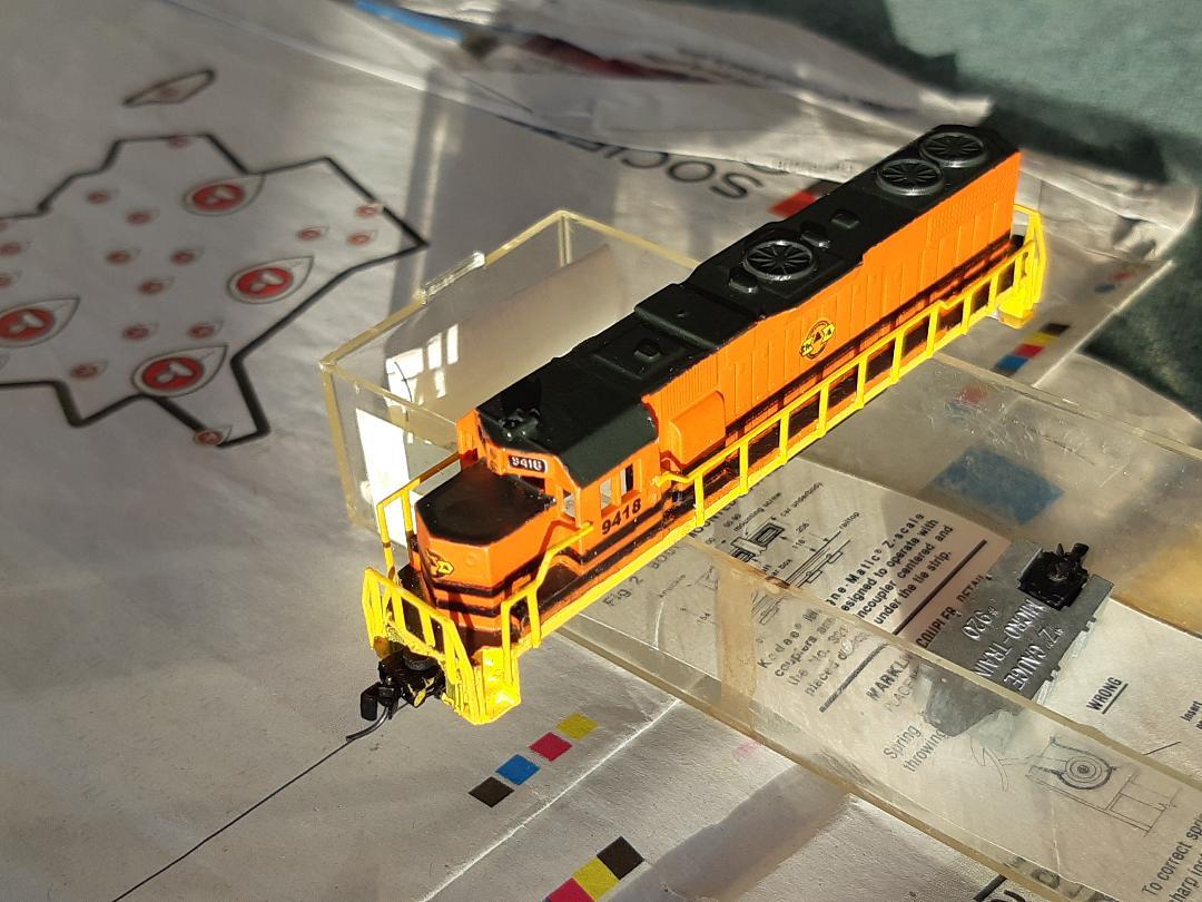 Déco GP38-2 Ferrocarril Chiapas Mayab / Genesee & Wyoming - Page 2 Thumbn12