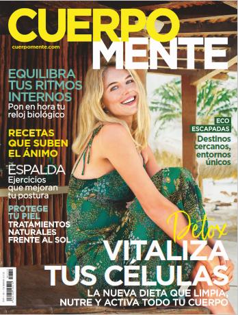 Revista Cuerpo y Mente Julio 2020 Cuerpo10